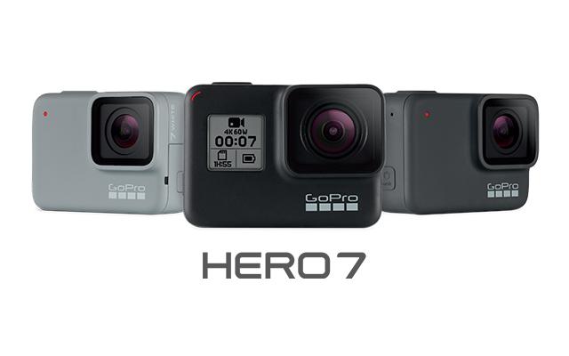 3012d753b27100 Vers van de pers: de nieuwe GoPro Hero 7   Bever