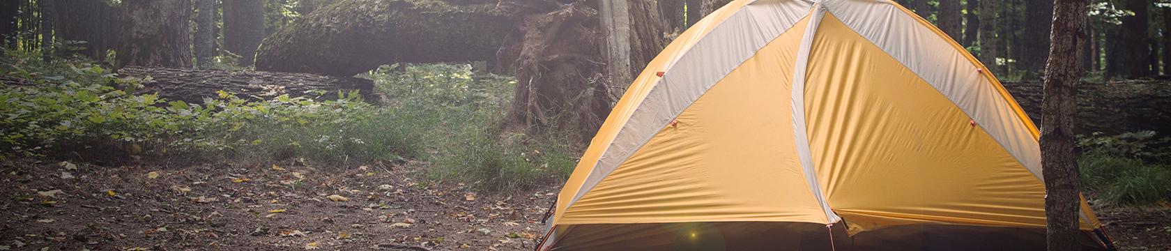Onderhoud van de tent: proppen of vouwen, en andere