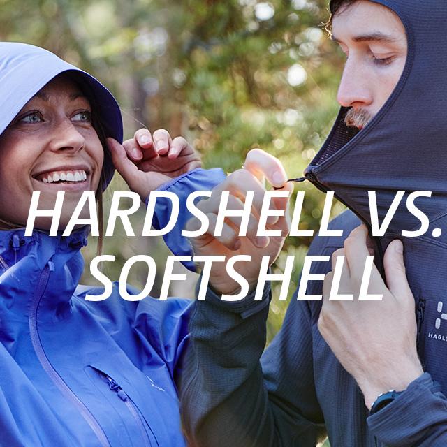 Wat is het verschil tussen Softshell vs Hardshell? | Bever