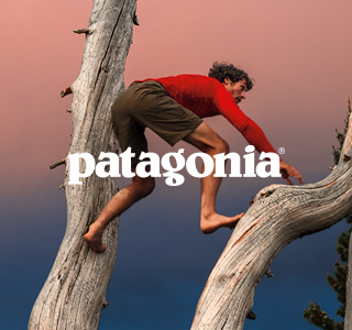 Patagonia carousel for the travel page